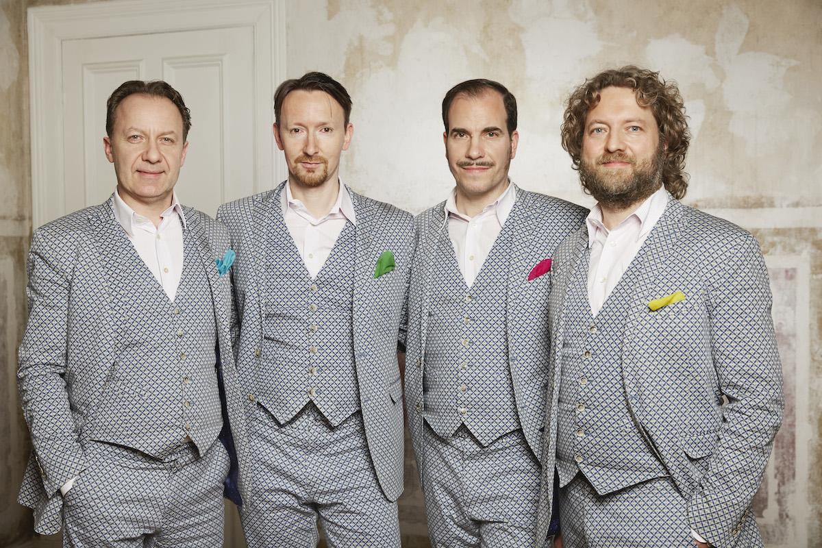 Kaiser Quartett (Credit Tim Fulda)