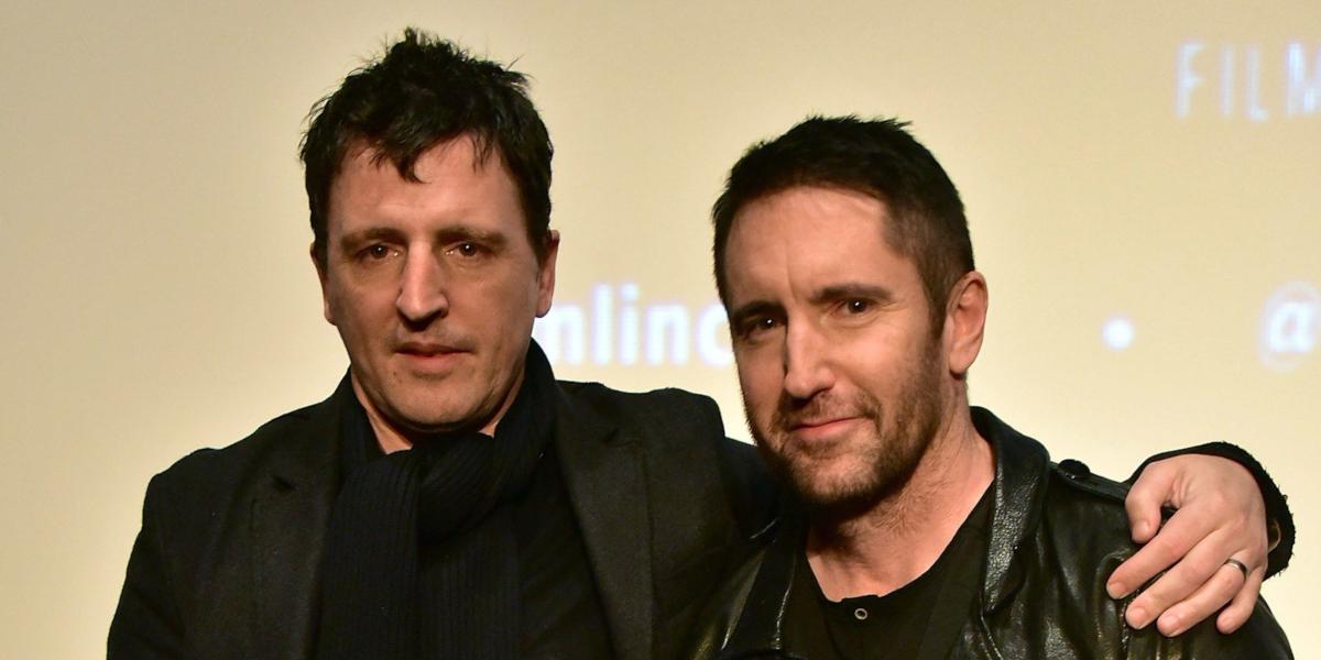 Trent Reznor & Atticus Ross (Credit Brian Killian)
