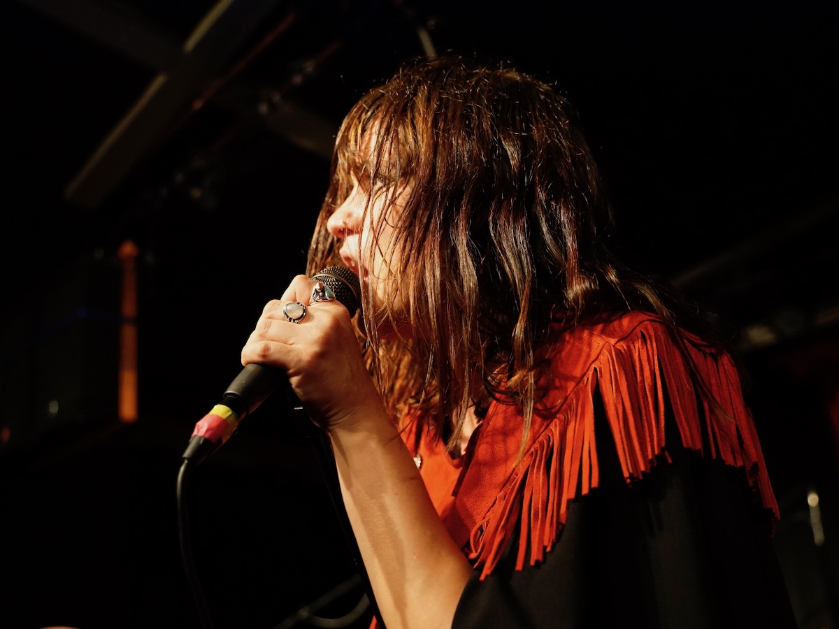 Black Mirrors (Credit Birgit Martin/MusikBlog)
