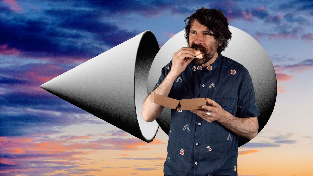 Gruff Rhys (Credit Rough Trade Records)