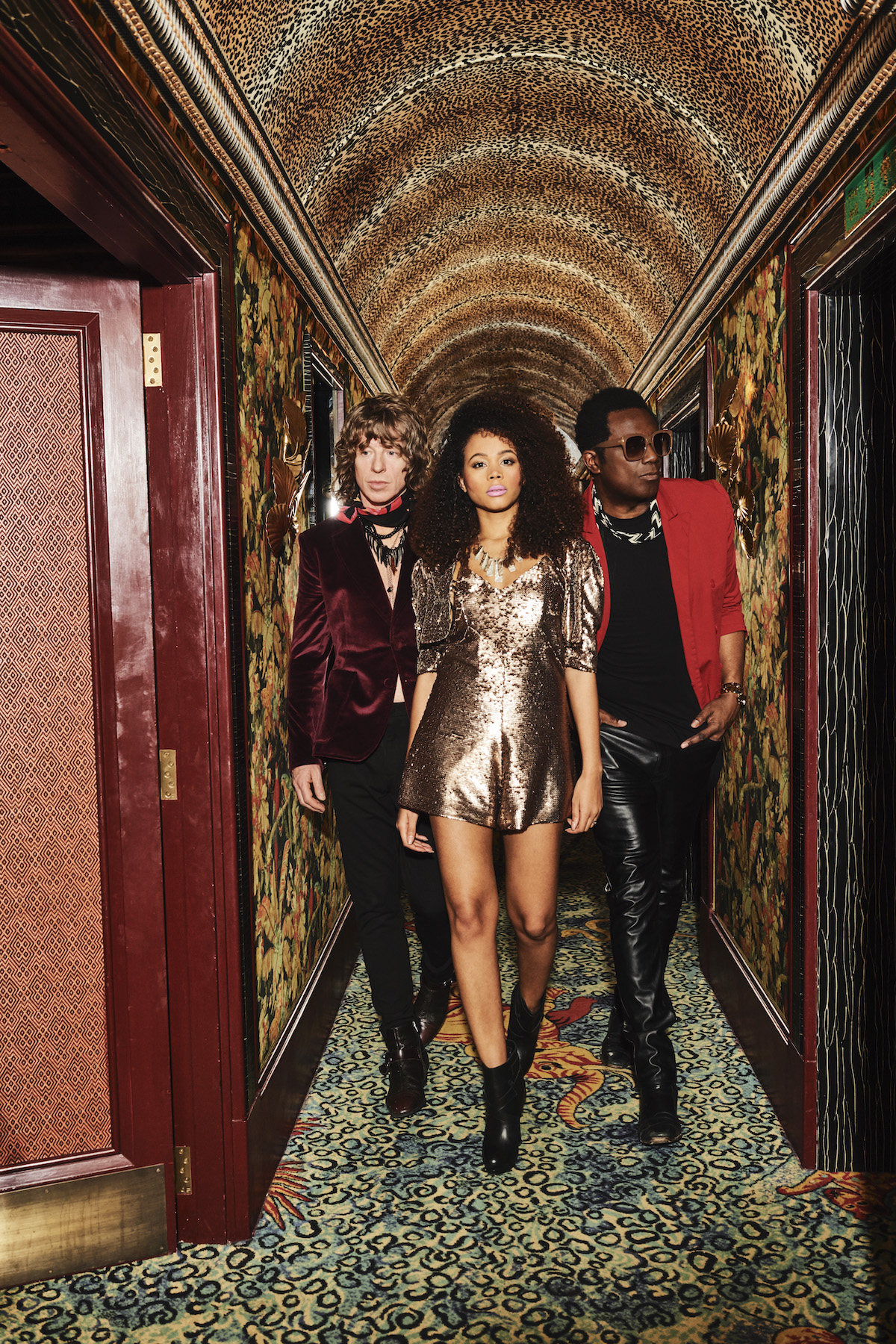 The Brand New Heavies (Deans Chalkleys)