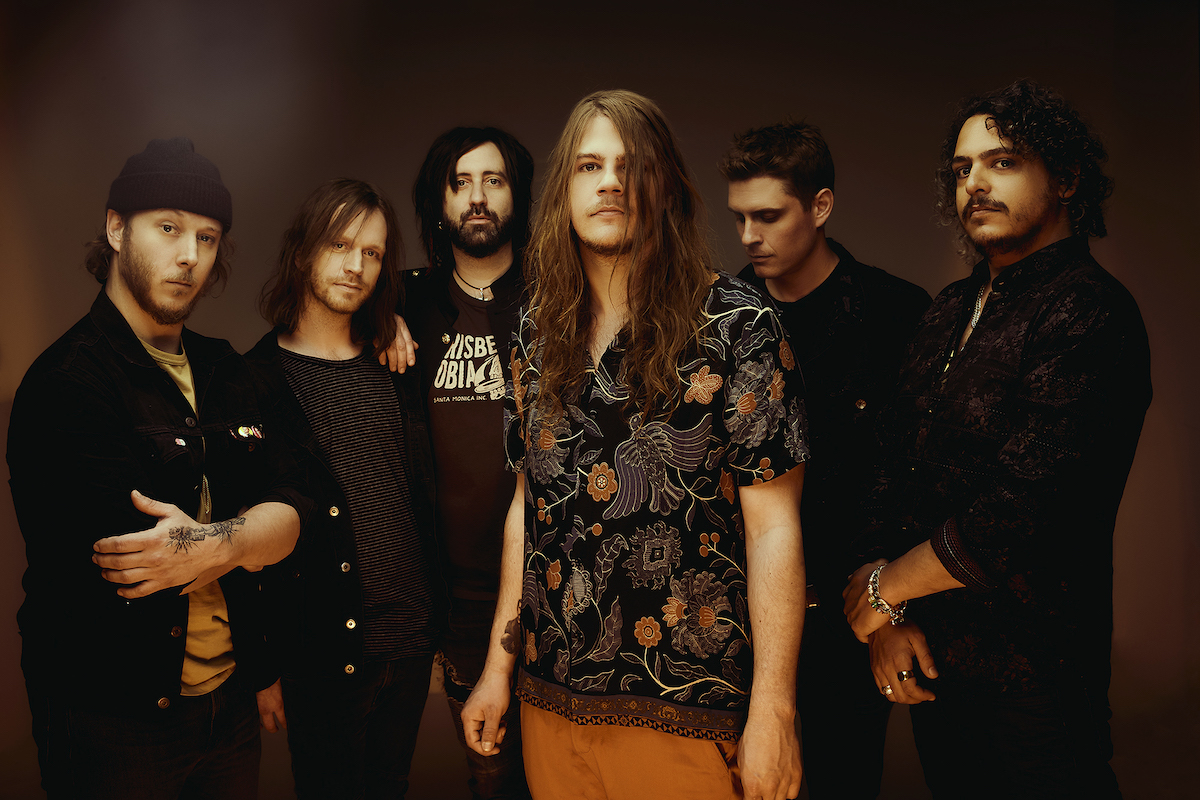 The Glorious Sons (Credit Black Box Recordings)