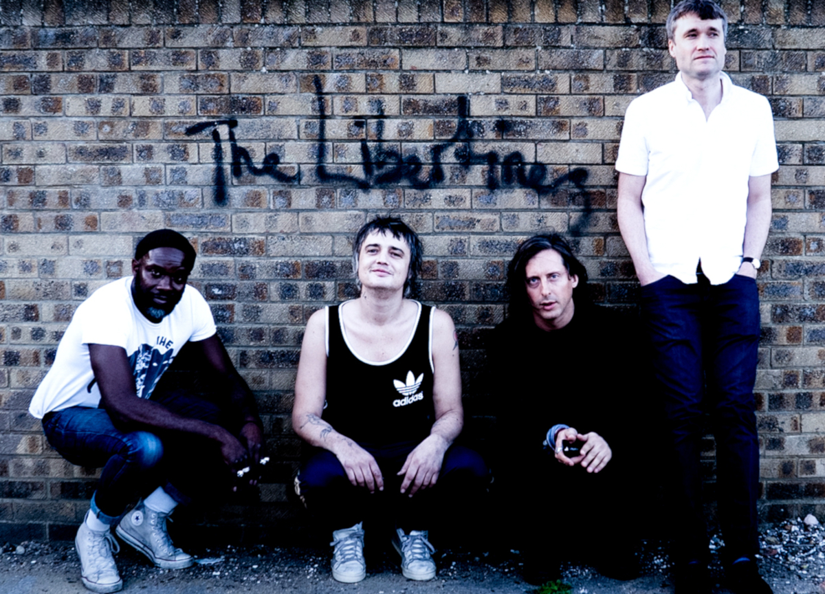 The Libertines (Credit Roger Sargent)