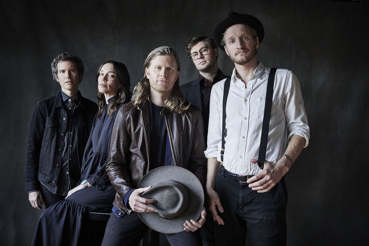 The Lumineers (Credit Universal Music)