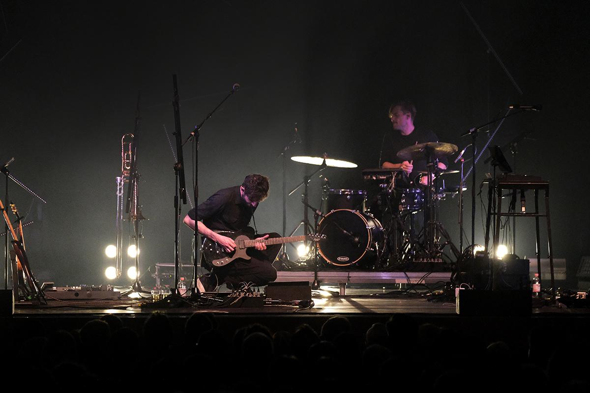 Apparat (Credit Daniel Thomas/MusikBlog)