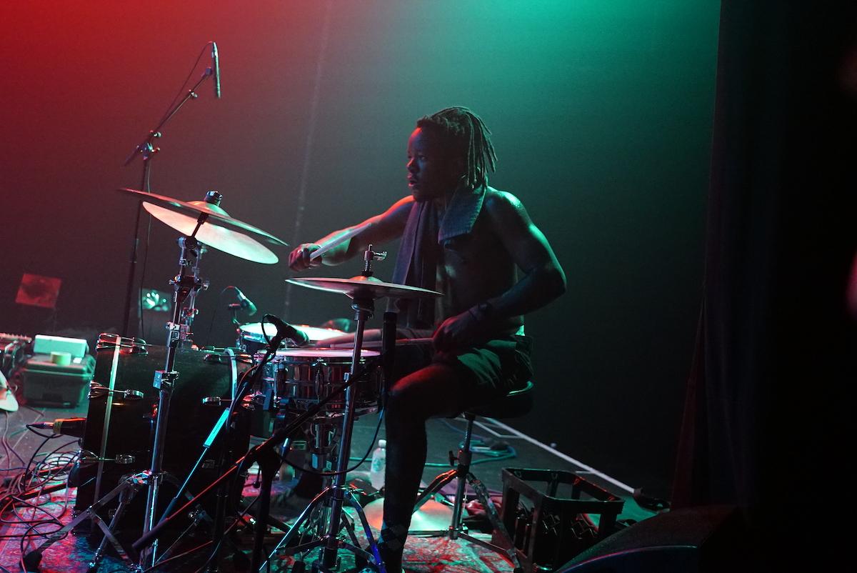 black midi (Credit Stephan Martin/MusikBlog)