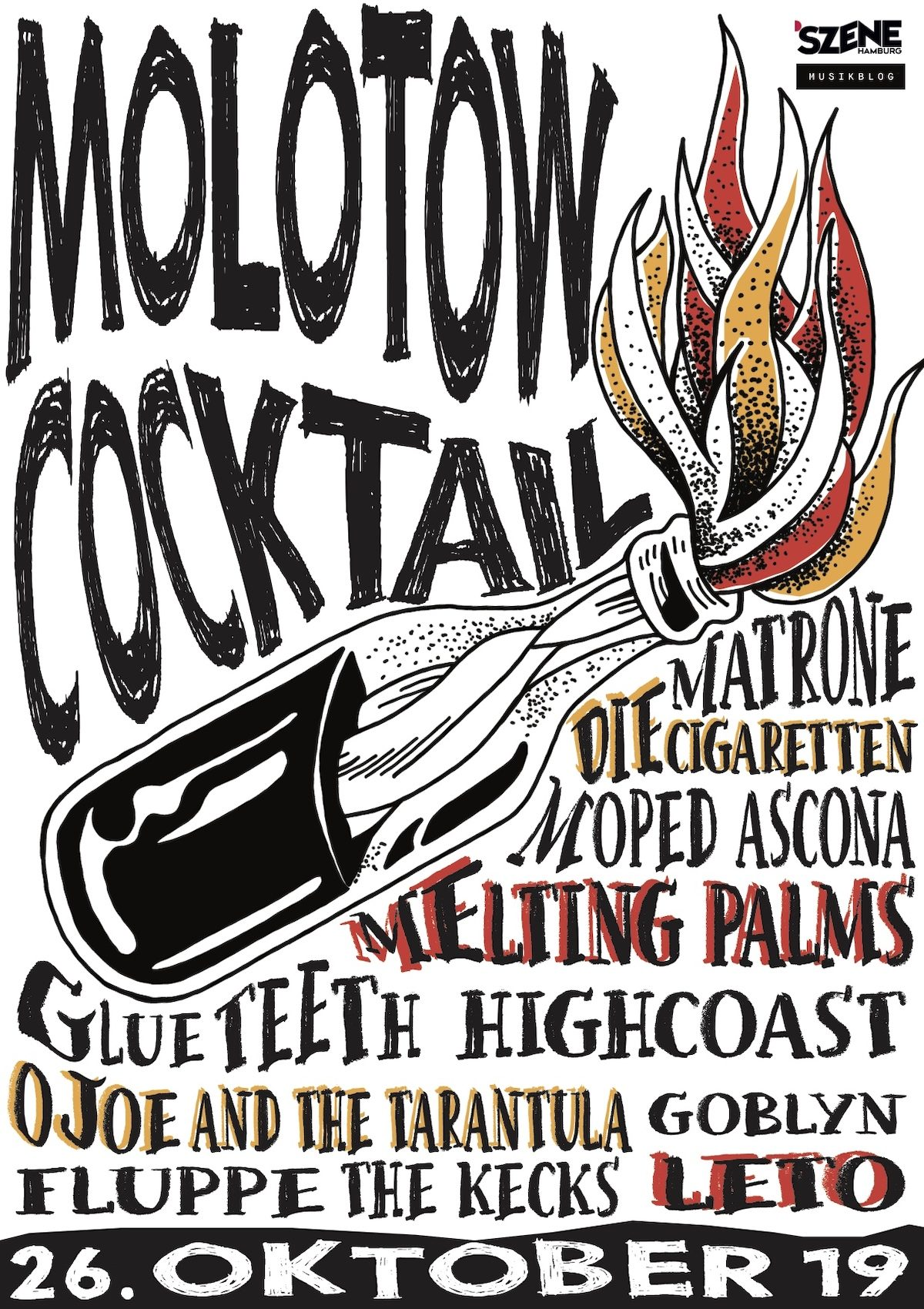 Molotow Cocktail Fest