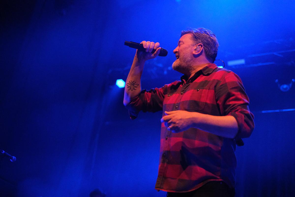 Elbow (Credit Daniel Thomas/MusikBlog)