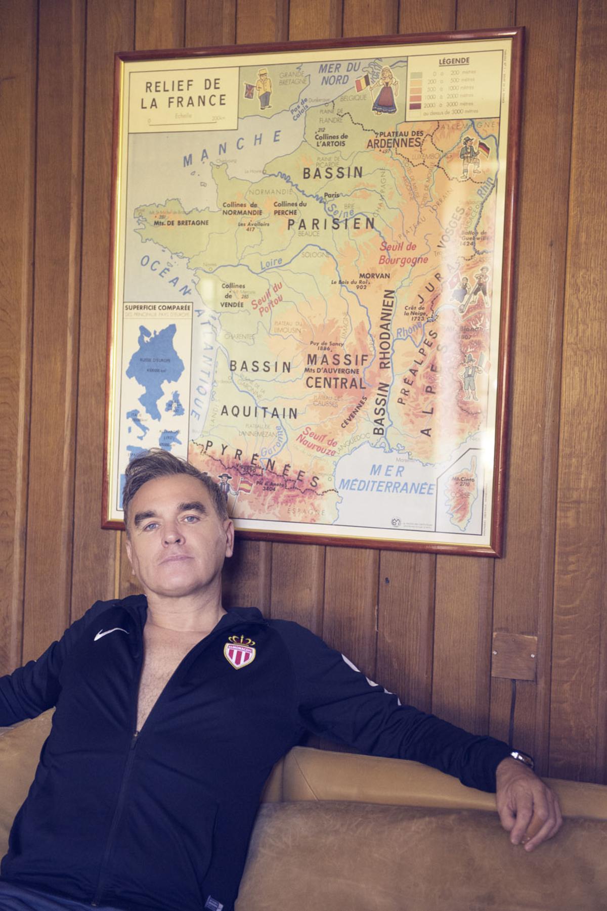 Morrissey (Credit Sam Rayner)