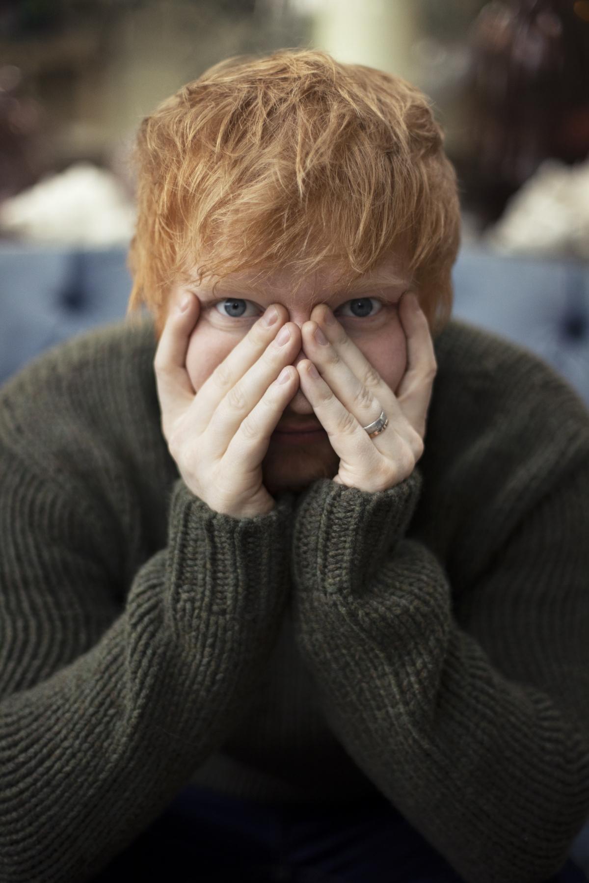 Ed Sheeran (Credit Warner Music)