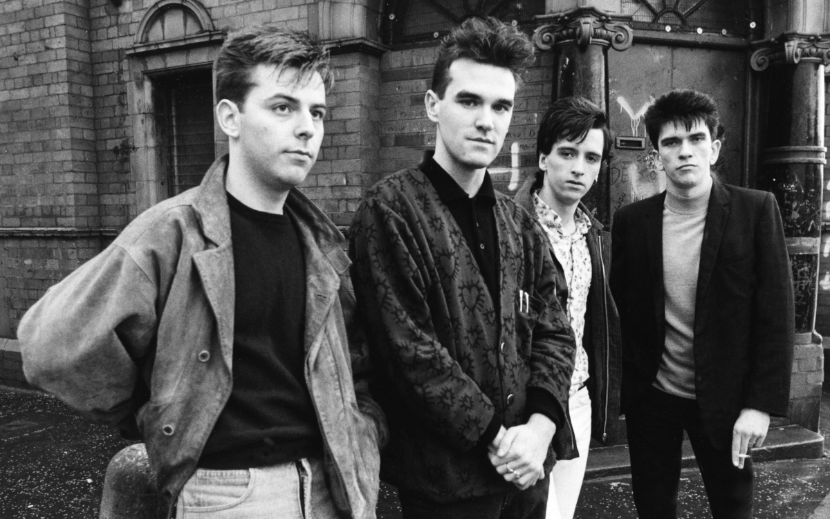 The Smiths (Credit Stephen Wright)