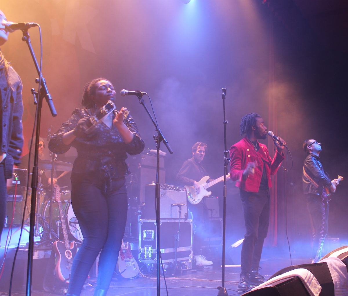 Black Pumas (Credit Katharina Raskob/MusikBlog)