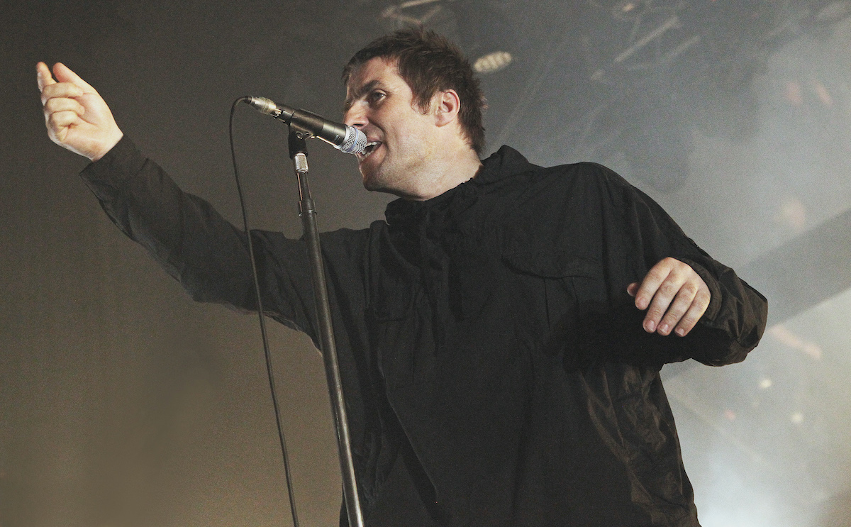 Liam Gallagher (Credit Marilyn Kingwill)