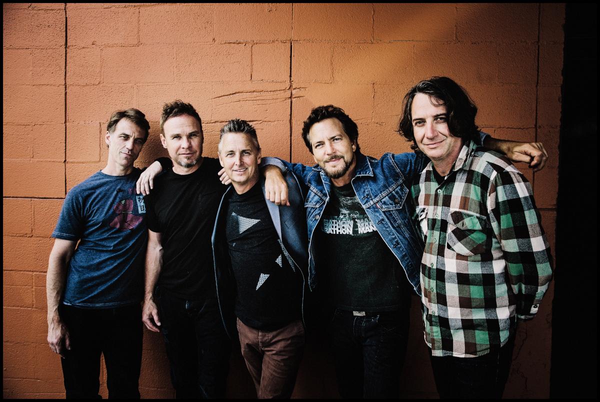 Pearl Jam (Credit Universal Music)