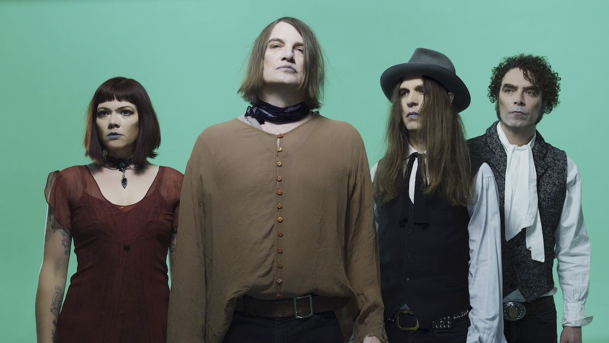 The Dandy Warhols (Credit Arnold Pander)