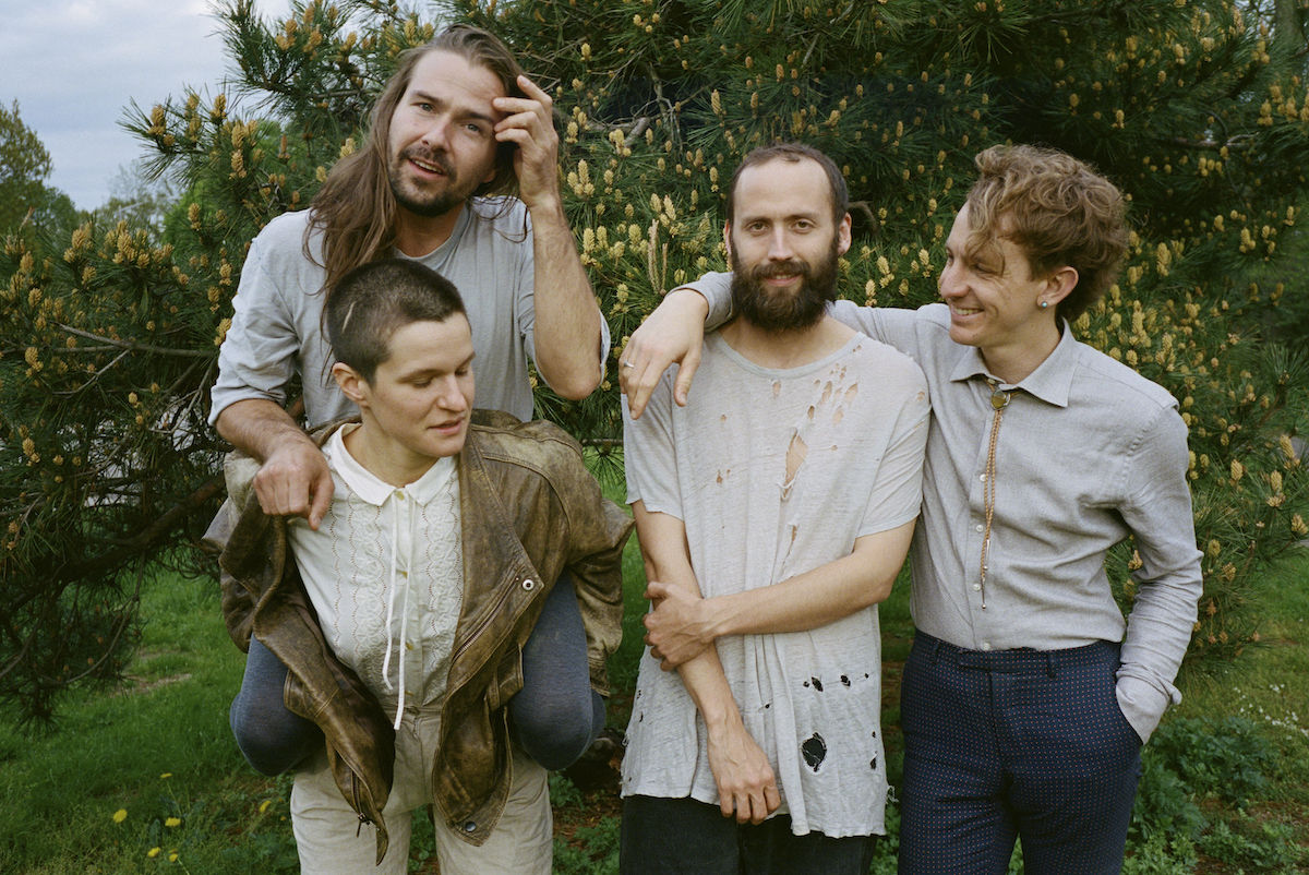 Big Thief (Credit Michael Buisha)