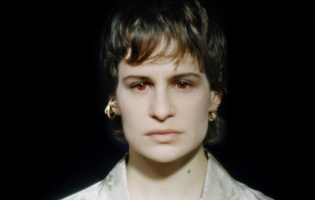 Christine And The Queens (Credit Camille Vivier)