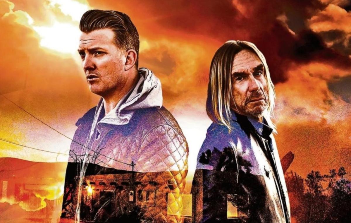 Iggy Pop & Josh Homme (Credit Eagle Rock)