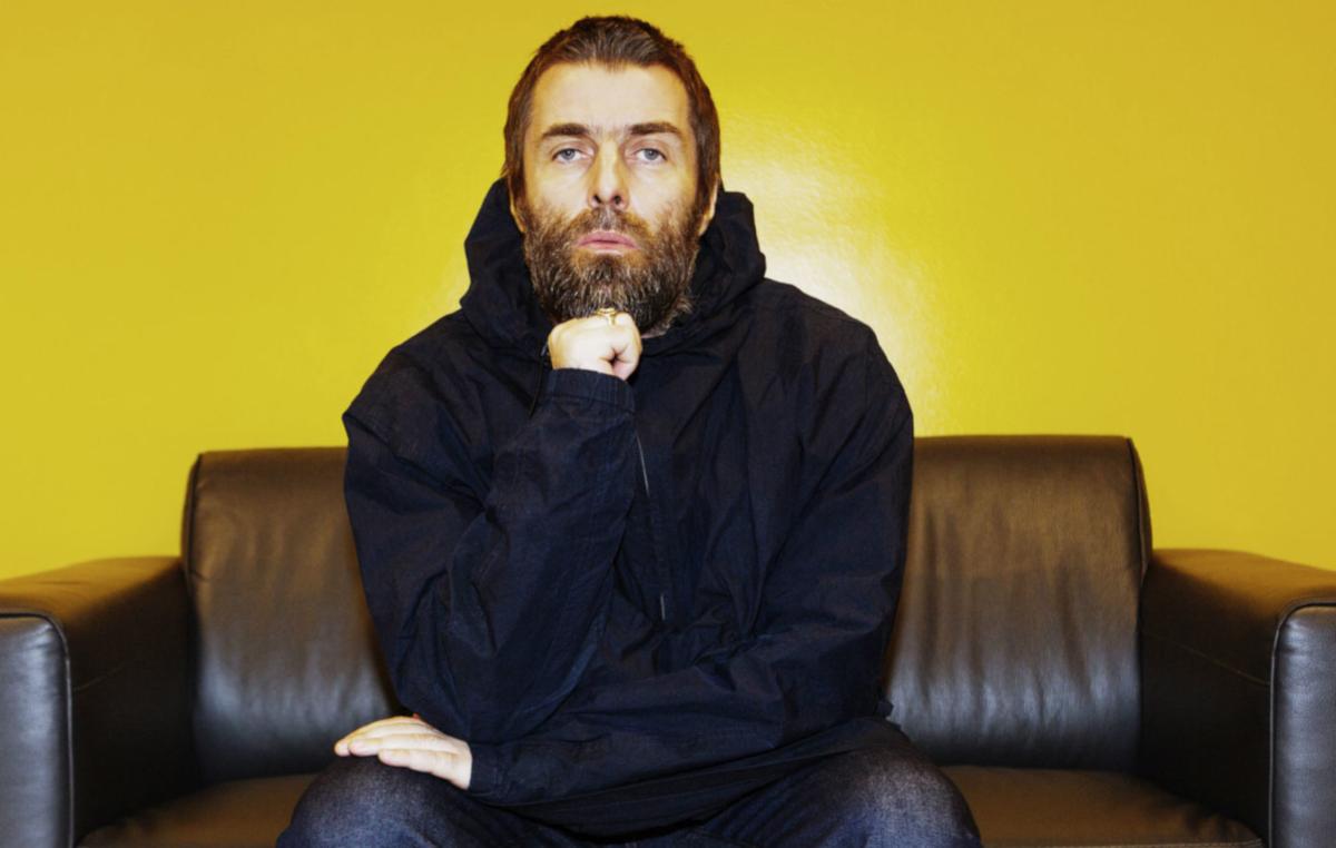 Liam Gallagher (Credit Jenn Five/NME)