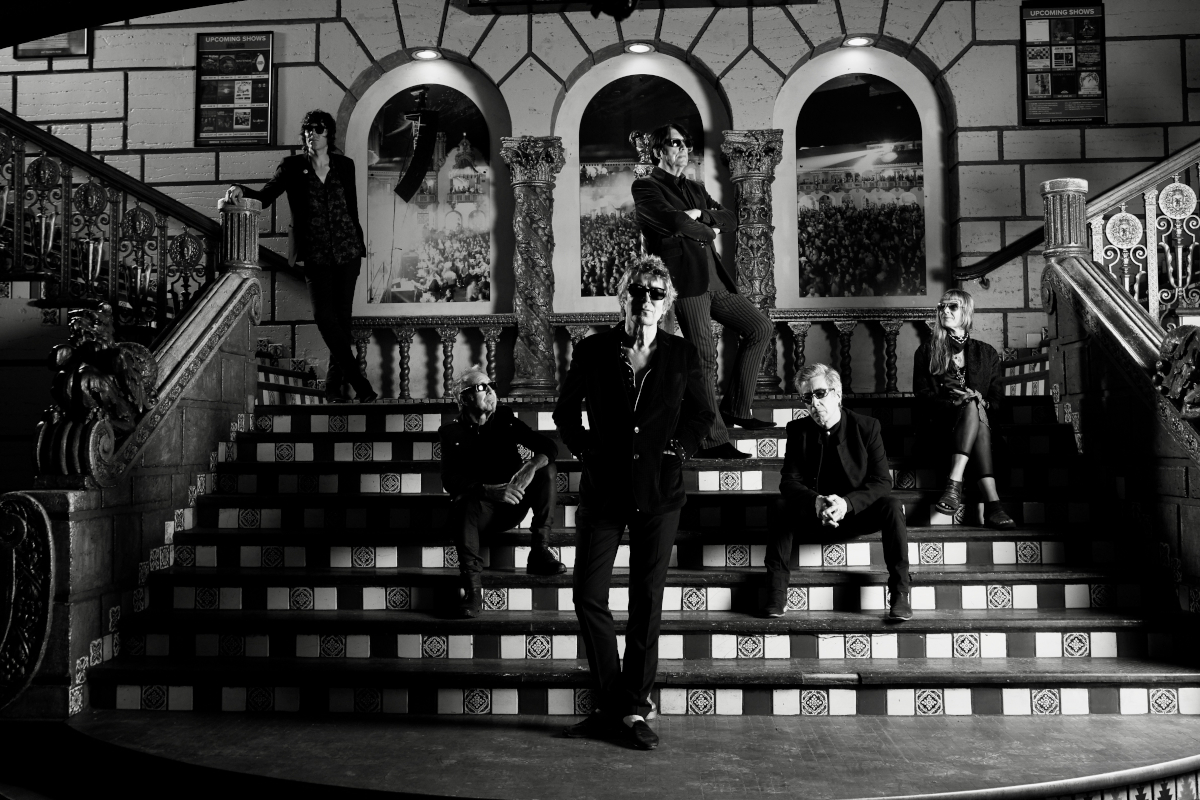 The Psychedelic Furs (Credit Matthew Reeves)