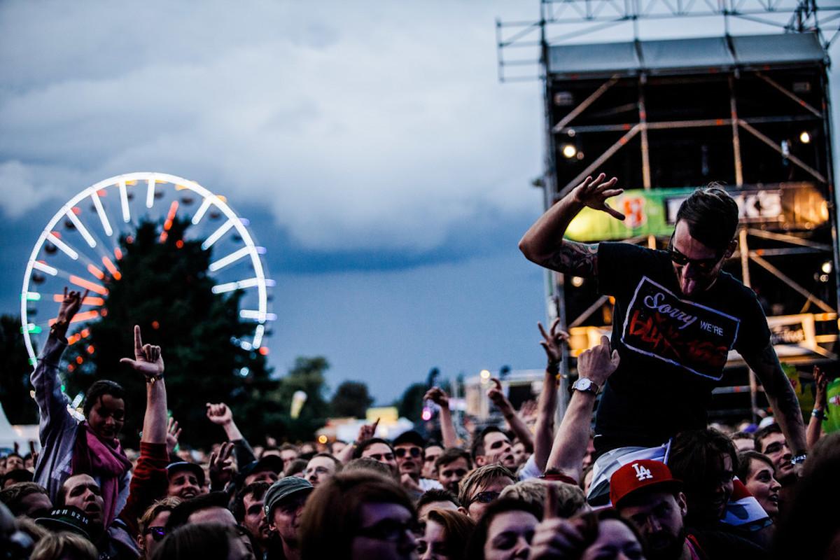 Highfield Festival (Credit Christoph Eisenmenger)