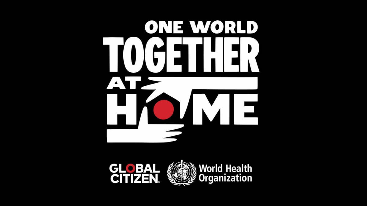 One World: Together At Home (Credit Global Citizen)