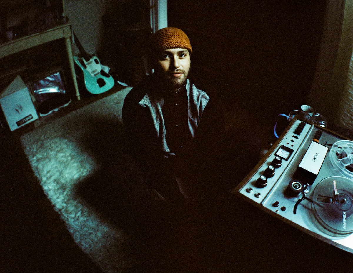 Nick Hakim (Credit Jack McKain)