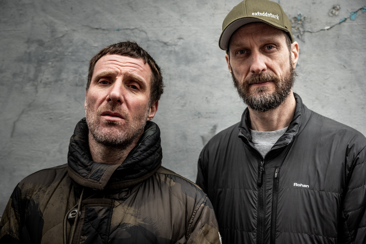 Sleaford Mods (Credit Rough Trade Records)