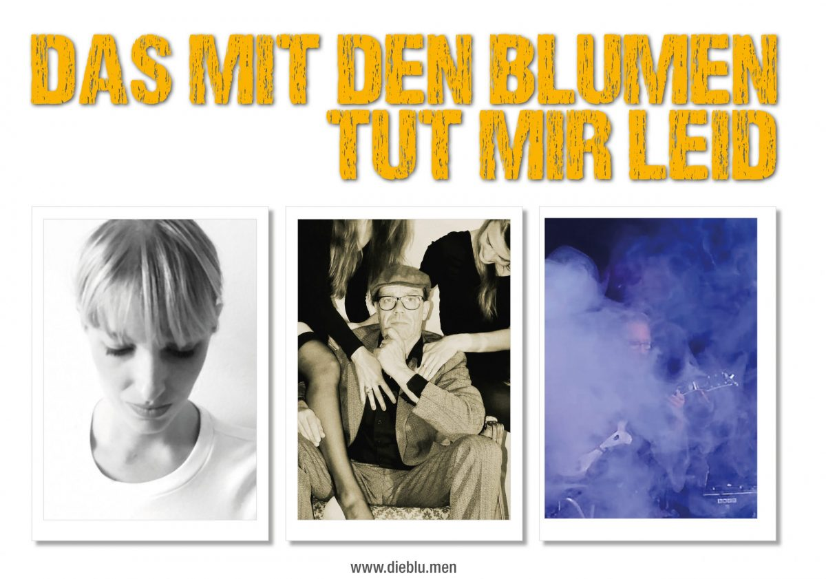 Das Mit Den Blumen Tut Mir Leid (Credit Holger Steinbach)