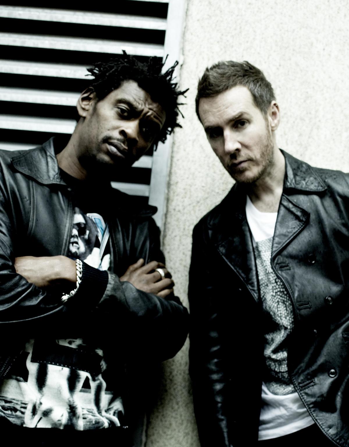 Massive Attack (Credit Universal Music)