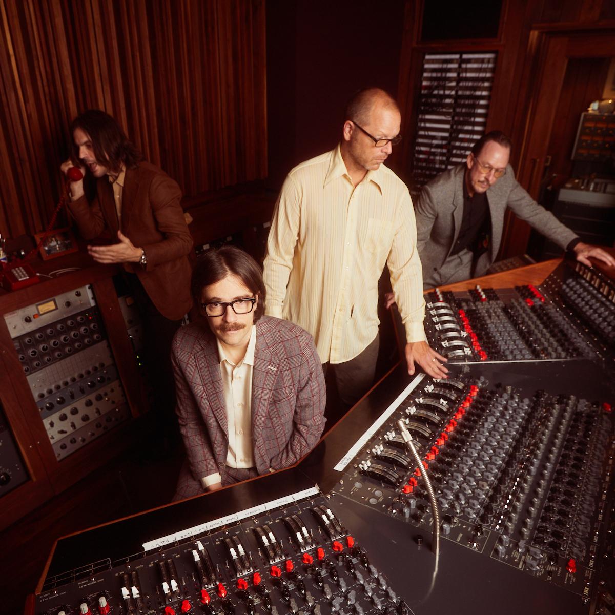 Weezer (Credit Warner Music)