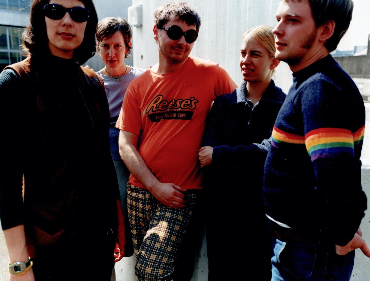 Stereolab (Credit David Cowlard)
