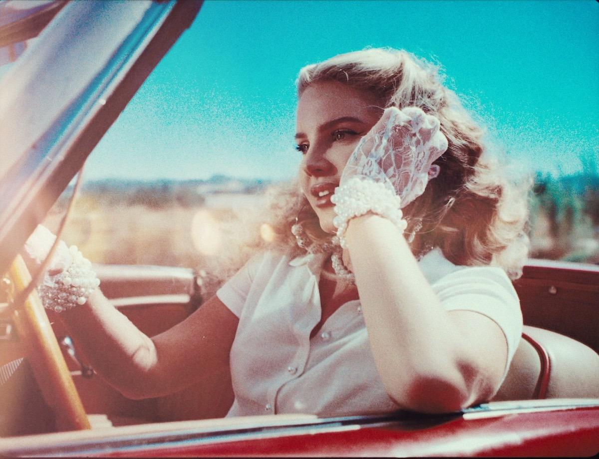 Lana Del Rey (Credit Neil Krug)