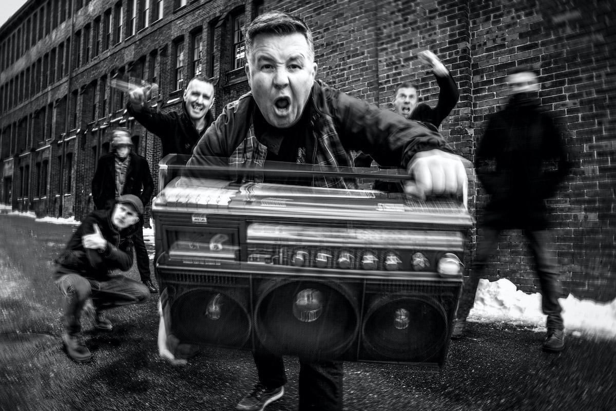 Dropkick Murphys (Credit Born & Bred)