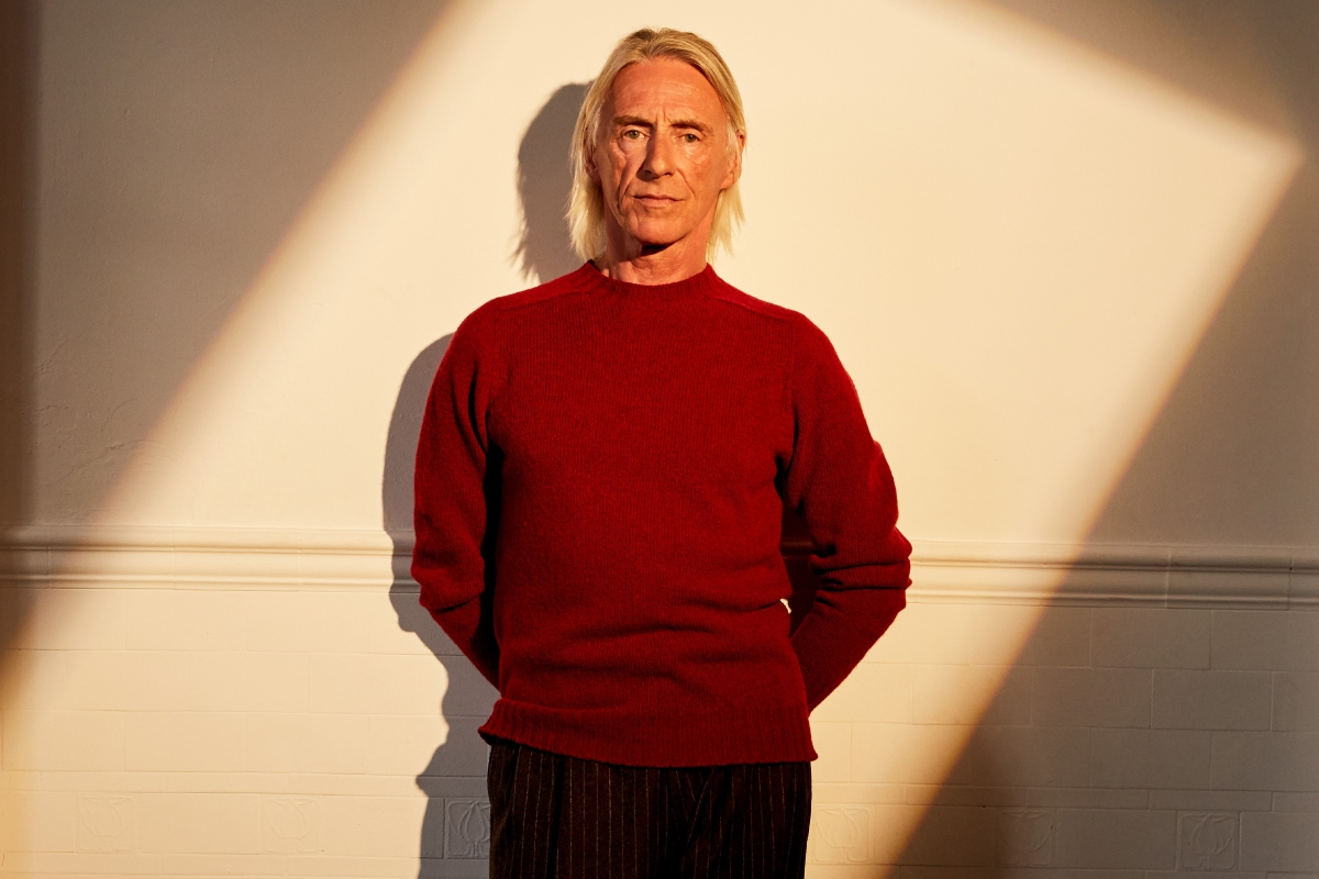 Paul Weller (Credit Universal Music)