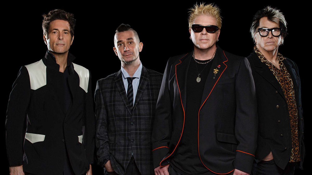 The Offspring (Credit Daveed Benito)