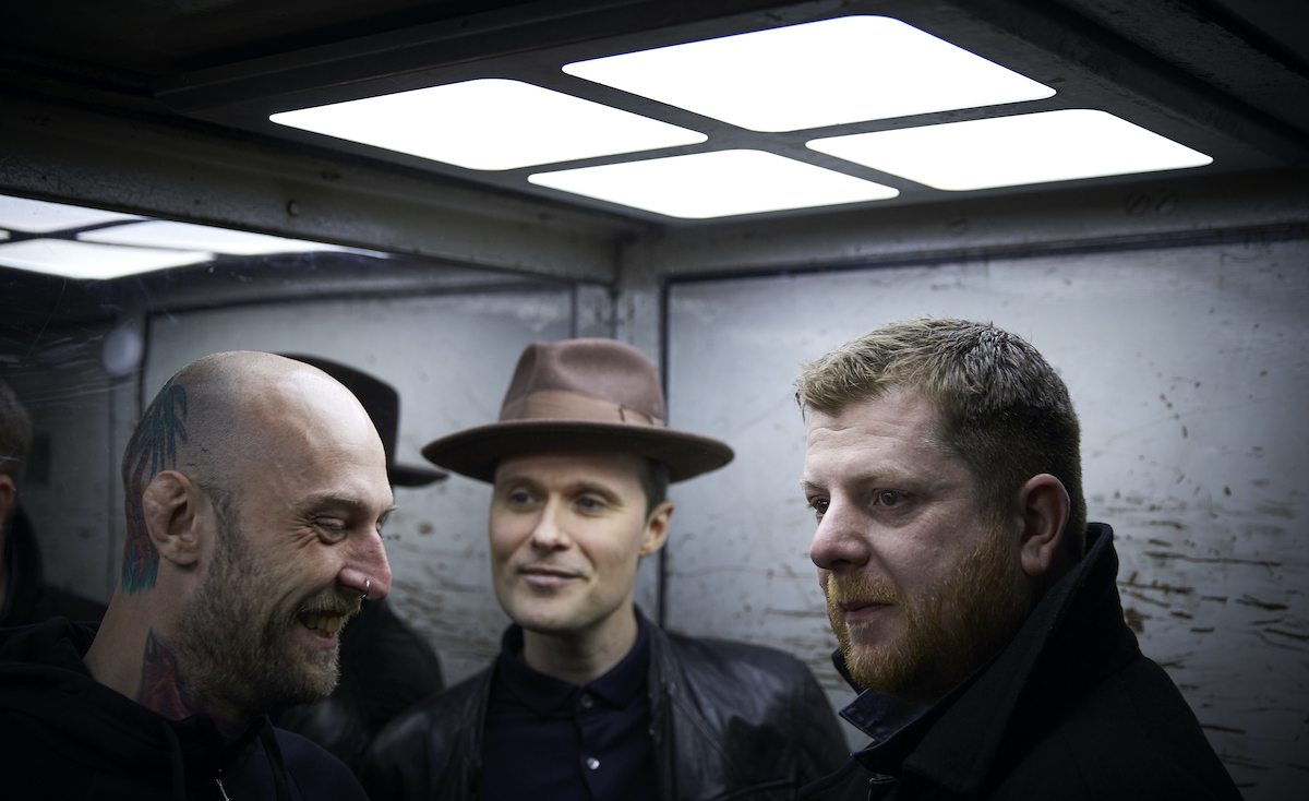 The Fratellis (Credit David Eustace)